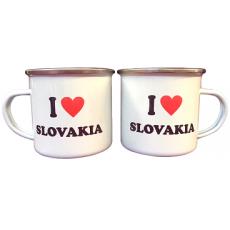 Plecháčik I LOVE SLOVAKIA