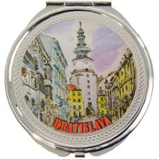 Suvenír Zrkadielko Bratislava 1