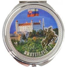 Suvenír Zrkadielko Bratislava 2