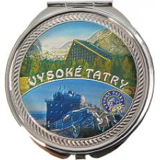 Suvenír Zrkadielko Vysoké Tatry
