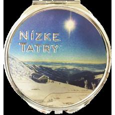 Suvenír Zrkadielko Nízke Tatry 1