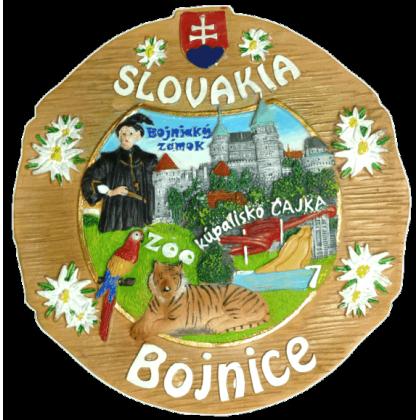Suvenír Tanier Bojnice