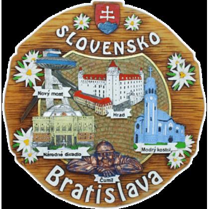 Suvenír Tanier Bratislava