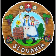 Suvenír Tanier Slovensko tanečníci