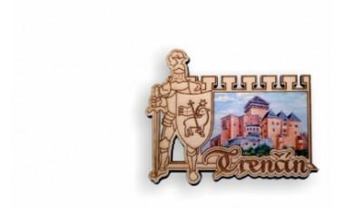Magnetky hrady a  zámky      1,00 € s DPH