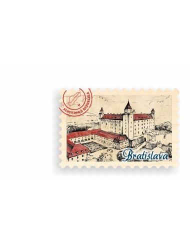 Magnetky známky                   0,90 € s DPH