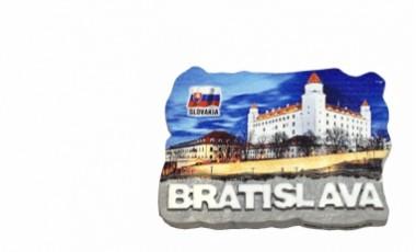 Magnetky Bratislava 70x50mm      1,00 € s DPH