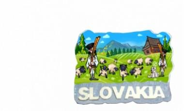 Magnetky Slovakia       1,00 € s DPH
