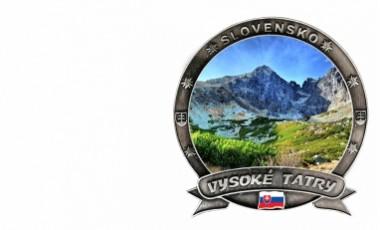 Dekokov Vysoké Tatry       1,20 € s DPH